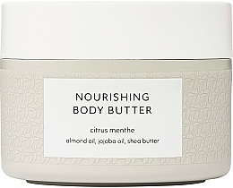 Voňavky, Parfémy, kozmetika Výživné maslo na telo - Estelle & Thild Citrus Menthe Nourishing Body Butter