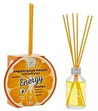"Voňavky, Parfémy, kozmetika Aromatický difúzor ""Energia"" - La Casa de Los Aromas Energy Reed Diffuser"