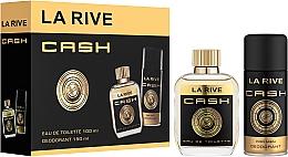 Voňavky, Parfémy, kozmetika La Rive Cash - Sada (edt/100ml + deo/150ml)
