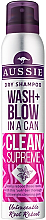 Voňavky, Parfémy, kozmetika Suchý šampón - Aussie Dry Shampoo Wash + Blow in a Can Clean Supreme