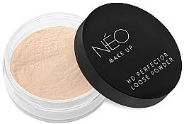 Voňavky, Parfémy, kozmetika Sypký púder na tvár - NEO Make Up HD Perfector Loose Powder