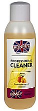 "Voňavky, Parfémy, kozmetika Odmasťovač na nechty ""Mango"" - Ronney Professional Nail Cleaner Mango"