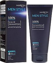 Voňavky, Parfémy, kozmetika Šampón pre mužov - Marion Men Style Shampoo Against Greying