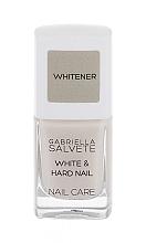 Voňavky, Parfémy, kozmetika Primer na nechty - Gabriella Salvete Nail Care White & Hard