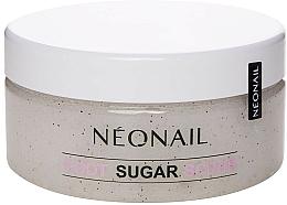 Voňavky, Parfémy, kozmetika Cukrový peeling na nohy - NeoNail Professional