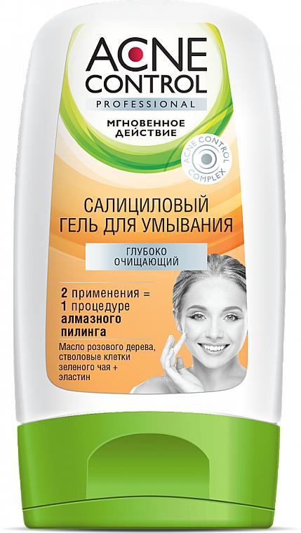 Hĺbkovo čistiaci salicylový gél - Fito Kosmetik Acne Control Professional