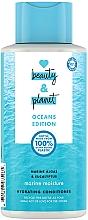 """Voňavky, Parfémy, kozmetika Kondicionér na vlasy """"Morské riasy a eukalyptus"""" - Love Beauty & Planet Marine Algae & Eucalyptus Conditioner"""