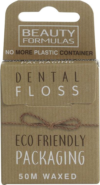Ekologická voskovaná zubná niť - Beauty Formulas Eco Friendly Dental Floss