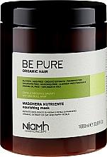 Voňavky, Parfémy, kozmetika Výživná maska pre suché a neživé vlasy - Niamh Hairconcept Be Pure Nourishing Mask