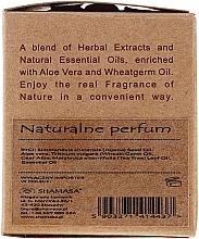 """Prírodný parfumovaný krém """"Neroli"""" - Shamasa — Obrázky N3"""