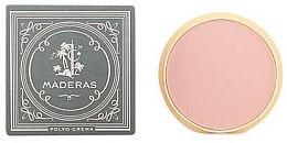 Voňavky, Parfémy, kozmetika Krémový púder na tvár - Maderas Polvo Crema