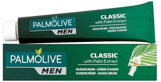 "Krém na holenie ""Klasický"" - Palmolive Classic Lather Shave Shaving Cream"