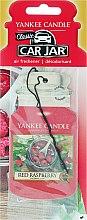 Voňavky, Parfémy, kozmetika Arómatizator do auta - Yankee Candle Car Jar Red Raspberry