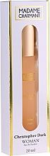 Voňavky, Parfémy, kozmetika Christopher Dark Madame Charmant - Parfumovaná voda (mini)