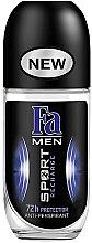 Voňavky, Parfémy, kozmetika Guľočkový deodorant - Fa Men Sport Recharge Anti-Perspirant
