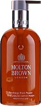 Voňavky, Parfémy, kozmetika Molton Brown Black Peppercorn Fine Liquid Hand Wash - Krémové mydlo na ruky
