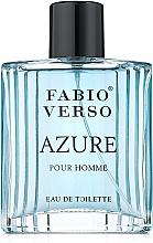Voňavky, Parfémy, kozmetika Bi-es Fabio Verso Azure Pour Homme - Toaletná voda