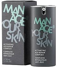 Voňavky, Parfémy, kozmetika Aktívny omladzujúci komplex - Dr. Spiller Manage Your Skin Activating Age Repair Complex