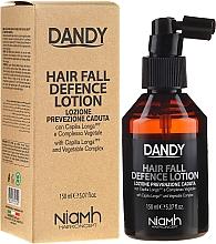 Voňavky, Parfémy, kozmetika Ochranný lotion proti vypadávaniu vlasov - Niamh Hairconcept Dandy Hair Fall Defence Lotion
