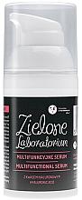 Voňavky, Parfémy, kozmetika Multifunkčné sérum na tvár s kyselinou hyalurónovou - Zielone Laboratorium Multifunkcyjne Serum