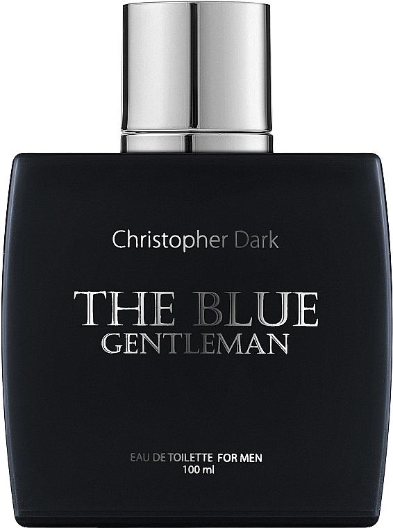 Christopher Dark The Blue Gentleman - Toaletná voda
