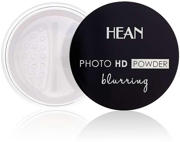 Priehľadný púder na tvár - Hean Photo HD Powder Blurring