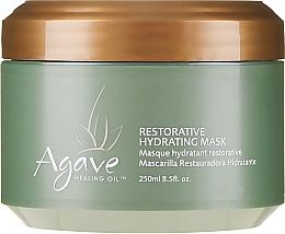 Voňavky, Parfémy, kozmetika Maska na vlasy - Bio Ionic Agave Healing Oil Restorative Hydrating Mask
