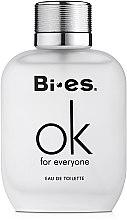 Voňavky, Parfémy, kozmetika Bi-Es Ok For Everyone - Toaletná voda