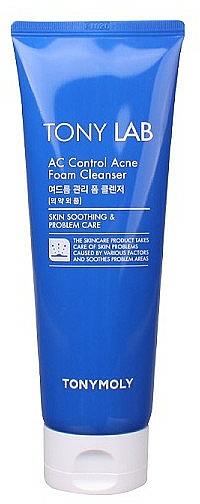 Pena na umývanie pre problematickú pokožku - Tony Moly Tony LAB AC Control Acne Cleansing Foam