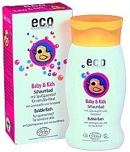 Detská pena do kúpeľa - Eco Cosmetics Baby&Kids Bubble Bath — Obrázky N1