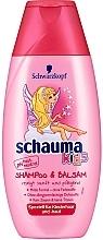 """Voňavky, Parfémy, kozmetika Šampón&Balzam """"Jemná a nežná starostlivosť"""" - Schwarzkopf Schauma Kids Shampoo"""