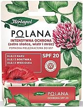 Voňavky, Parfémy, kozmetika Balzam na pery SPF 20 - Polana