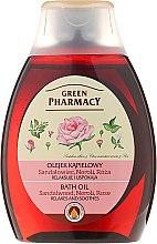 """Voňavky, Parfémy, kozmetika Kúpeľový a sprchový olej """"Santalové drevo, neroli a ruže"""" - Green Pharmacy"""