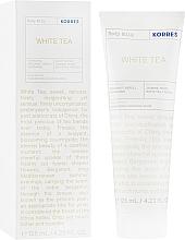 """Voňavky, Parfémy, kozmetika Telové mlieko """"Biely čaj"""" - Korres Body Milk White Tea"""