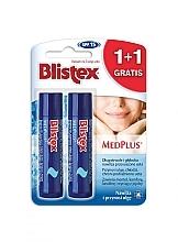Voňavky, Parfémy, kozmetika Sada - Blistex MedPlus Stick Lip Balm SPF 15