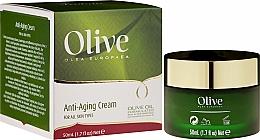 Voňavky, Parfémy, kozmetika Anti-aging krém pre všetky typy pleti - Frulatte Olive Anti-Aging Cream