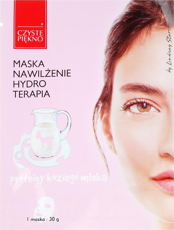 Maska na tvár z kozieho mlieka - Czyste Piekno Hydro Therapia Face Mask