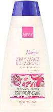 """Voňavky, Parfémy, kozmetika Odlakovač na nechty """"Lanolín a ovocné kyseliny"""" - Pharma CF Missy"""