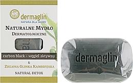 Voňavky, Parfémy, kozmetika Dermatologické prírodné mydlo - Dermaglin Natural Detox