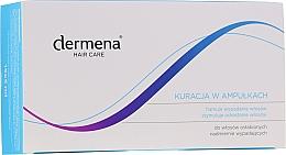 Voňavky, Parfémy, kozmetika Ampulky proti vypadávaniu vlasov pre ženy - Dermena Hair Care Ampoules Against Hair Loss