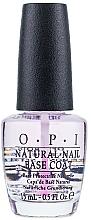 Voňavky, Parfémy, kozmetika Základný náter pre prírodné nechty - O.P.I Natural Nail Base Coat