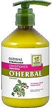 Voňavky, Parfémy, kozmetika Balzam na vyhladenie s malinovým extraktom - O'Herbal