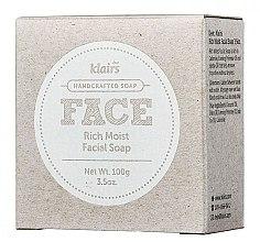 Voňavky, Parfémy, kozmetika Hydratačné mydlo na tvár - Klairs Rich Moist Facial Soap