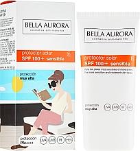 Voňavky, Parfémy, kozmetika Krém s SPF ochranou - Bella Aurora Solar Protector Sensible SPF100+