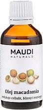 Voňavky, Parfémy, kozmetika Makadamský olej - Maudi