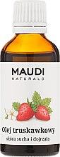 Voňavky, Parfémy, kozmetika Jahodové maslo - Maudi