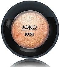 Voňavky, Parfémy, kozmetika Zapechená lícenka - Joko Mineral Blush