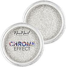 Voňavky, Parfémy, kozmetika Púder na nechtový dizajn - NeoNail Professional Chrome Effect