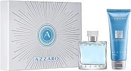 Voňavky, Parfémy, kozmetika Azzaro Chrome - Sada (edt/50ml + sh/gel/100ml)