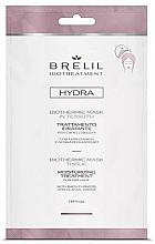 Voňavky, Parfémy, kozmetika Expresná hydratačná maska na suché vlasy - Brelil Bio Treatment Hydra Mask Tissue